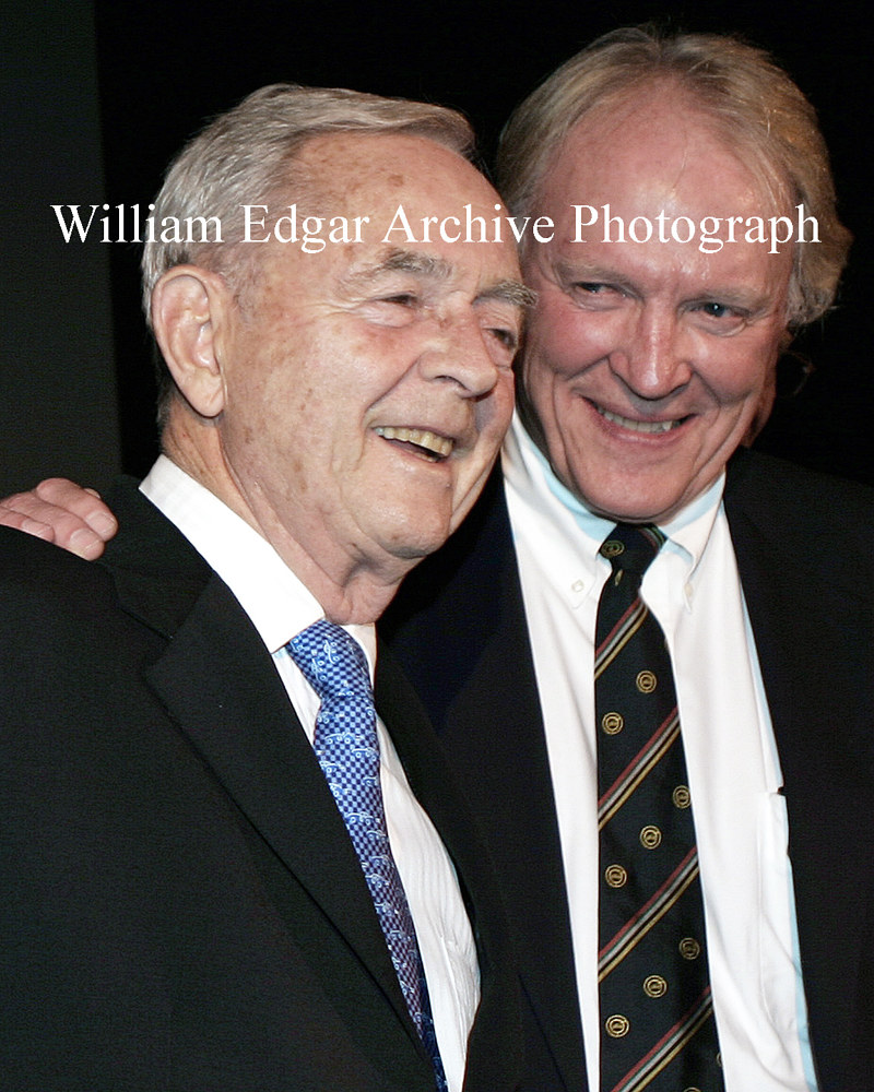 Photography [RI-PHDGP] Phil Hill and Dan Gurney - November 11, 2004 by William Edgar