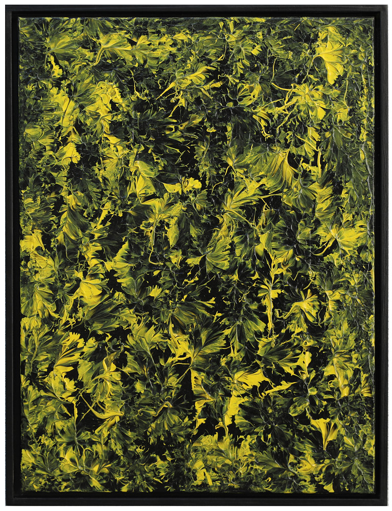 "A1 Yellow 25"" x 19"" inches  by Larry Scaturro"