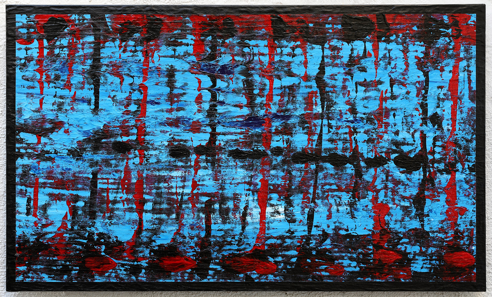 "MC 1 32"" X 24"" inches  by Larry Scaturro"