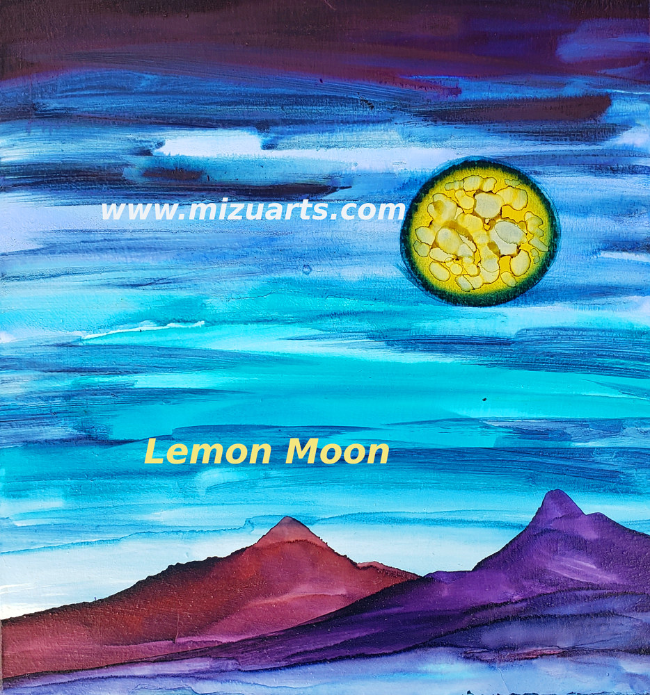 Lemon Moon  by Isaac Carpenter