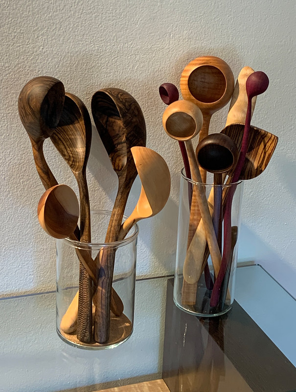 Spoons  by Enrique Morales
