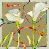CALA LILY ONE copy by Reed Dixon