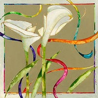 CALA LILY TWO copy by Reed Dixon