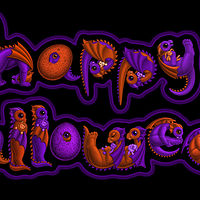 banner_babies-halloween by Sue Ellen Brown