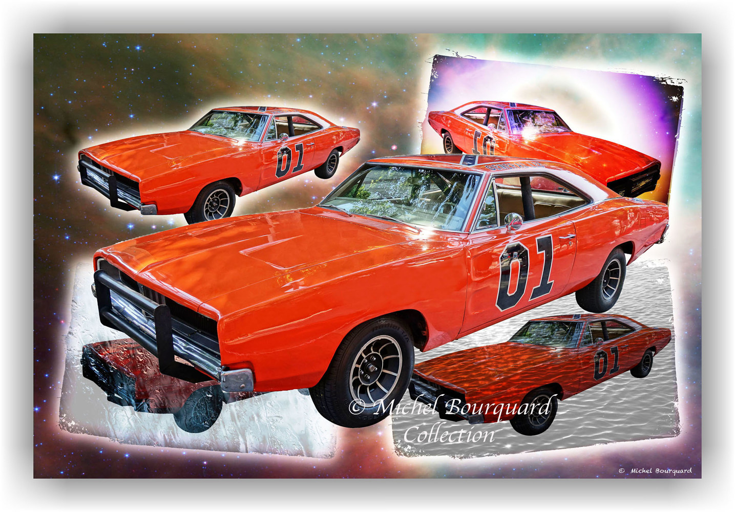 099-General Lee  by Michel Bourquard