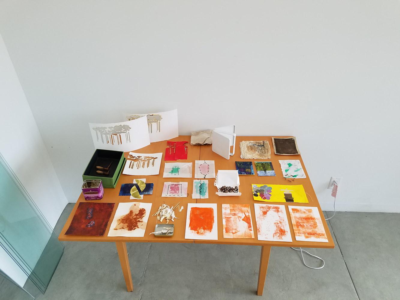 Drawing Correspondence (with Betsy Lohrer Hall) by Jacqueline Bell Johnson