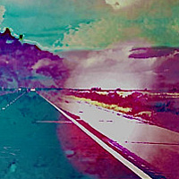 Photography Road to Nowhere by Deborah J Gorman