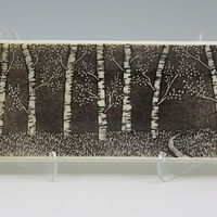 Aspen Tray by Claudia Whitten