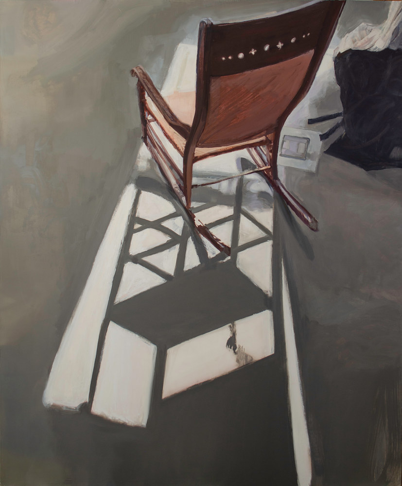 Rocking Chair by Serena Stevens