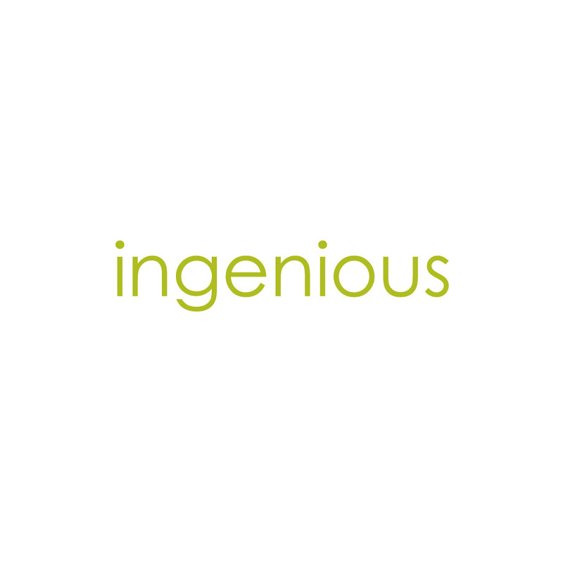 Ingenious by Amarie Bergman