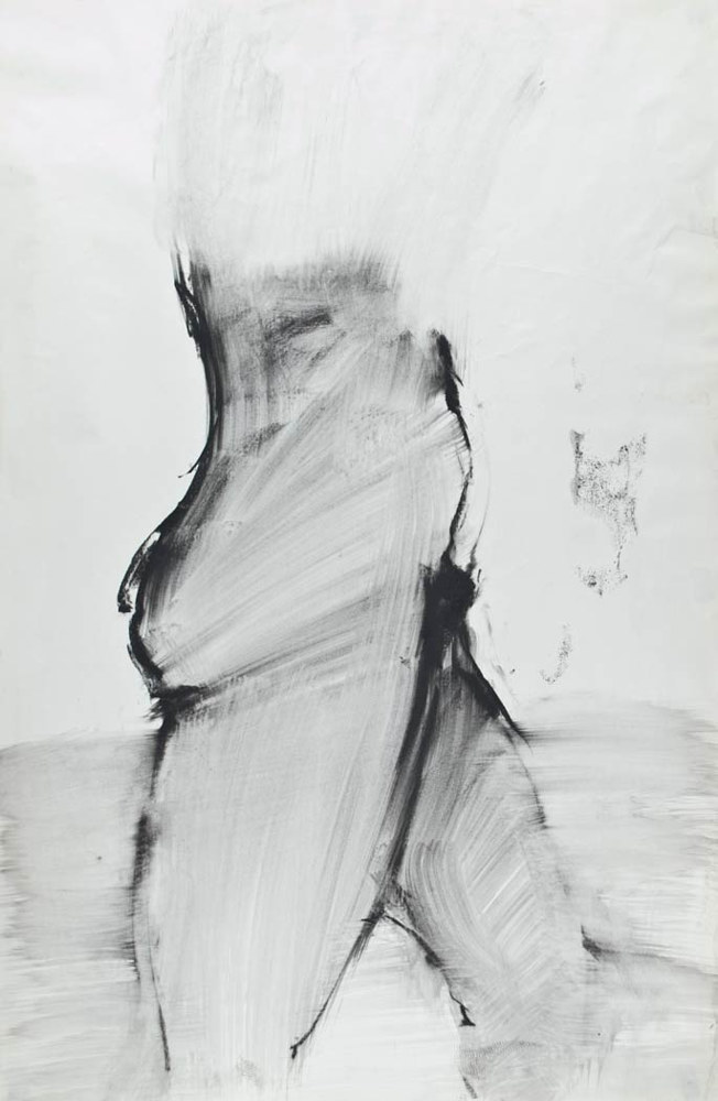 Large-Standing-Figure-Study by Will Bushell