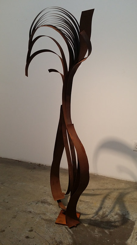 Sculpture Sway by Jacqueline Bell Johnson