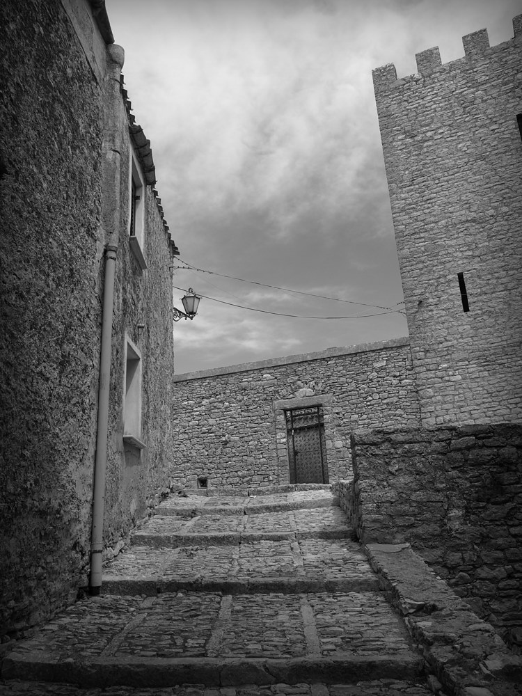 Erice 5 by Stuart Diekmeyer