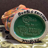 Painting Burbis Edition by Kenneth M Ruzic