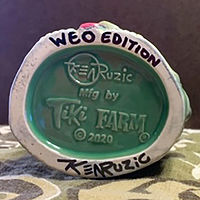 Painting Weo Edition by Kenneth M Ruzic