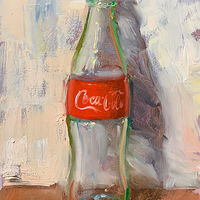 """Coke Bottle"" by Noah Verrier"