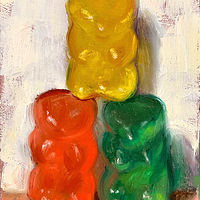 """Gummy Bears"" by Noah Verrier"
