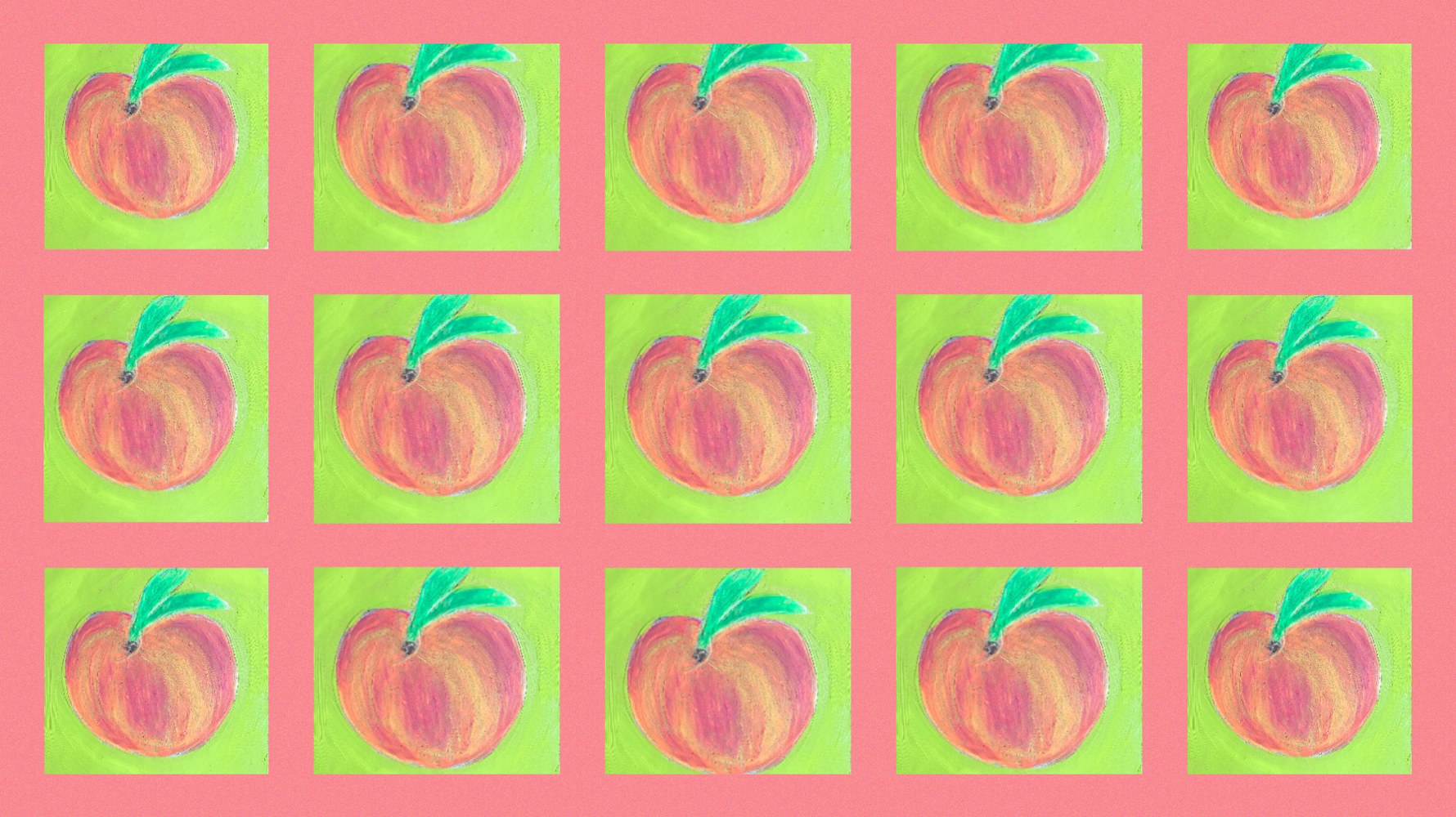 Spanish Pipedream Peaches by Kelly Schafer