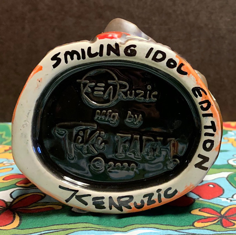 Painting SMILING IDOL edition by Kenneth M Ruzic