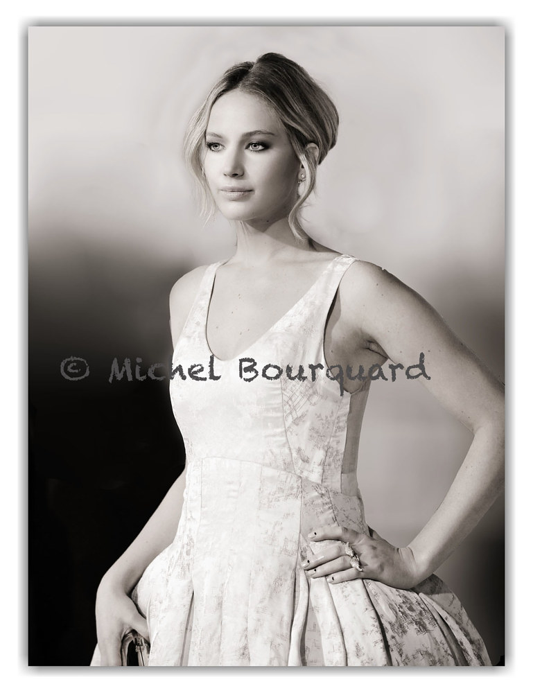 14_ Jennifer Lawrence 008_ by Michel Bourquard