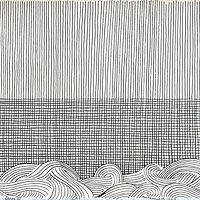Drawing Calm III by Patricia Autenrieth