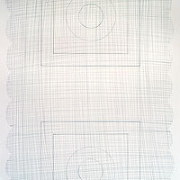 Drawing Circles and Squares by Patricia Autenrieth