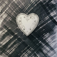 Drawing Heart by Patricia Autenrieth