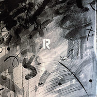 Drawing R by Patricia Autenrieth