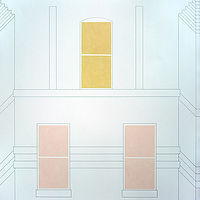 Drawing White House I by Patricia Autenrieth