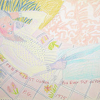 Drawing The Prettiest Clothes You Ever Put on Your Back by Patricia Autenrieth