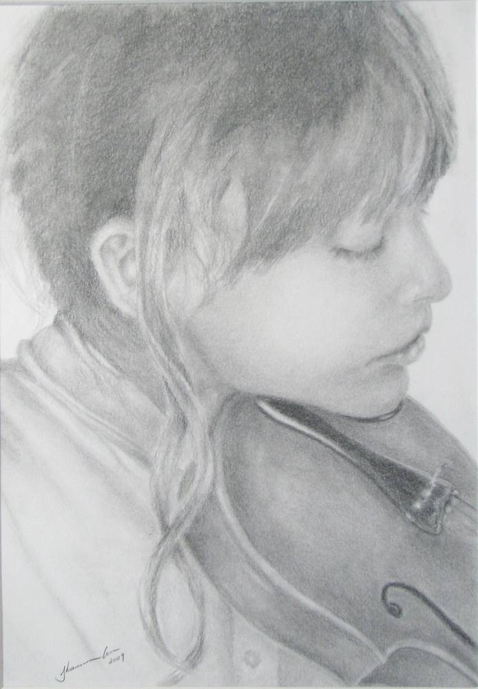 Drawing Sarah, Playing by Shannon Coyle