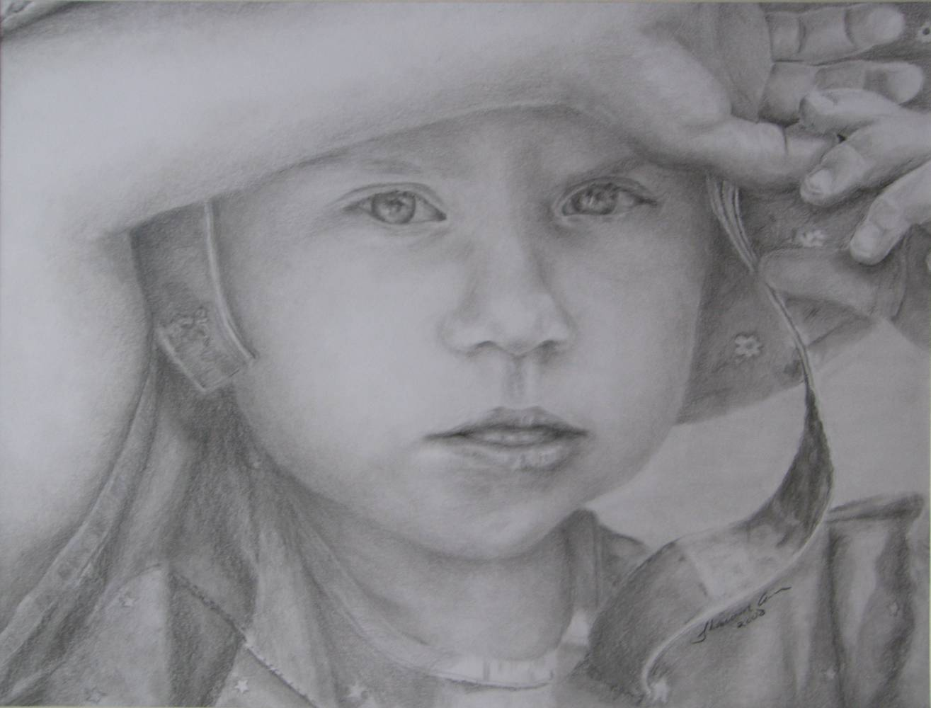Drawing Sage, Watching by Shannon Coyle