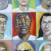 15 People With Glasses by Cody Blomberg