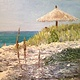 Oil painting Bahama Breeze by Yvonne Shaffer