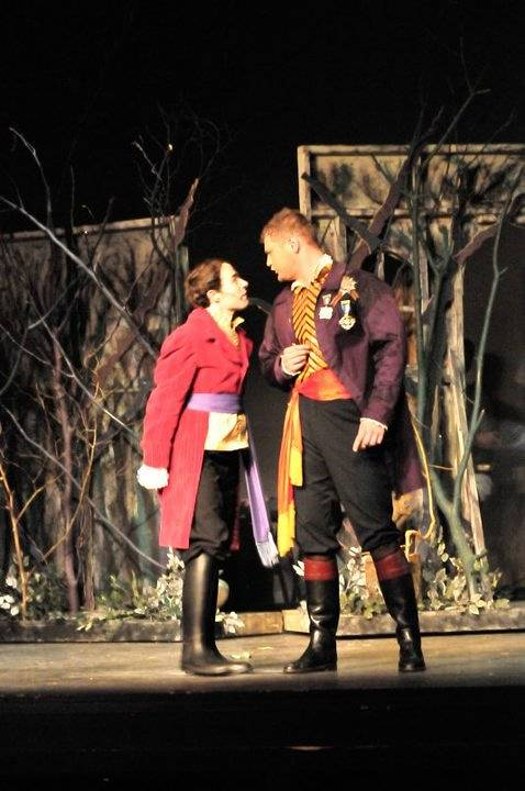 Into the Woods - Academy Theatre - August 2010 by Yvonne Shaffer