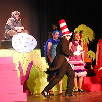 Seussical the Musical - Academy Theatre - February 2008 by Yvonne Shaffer