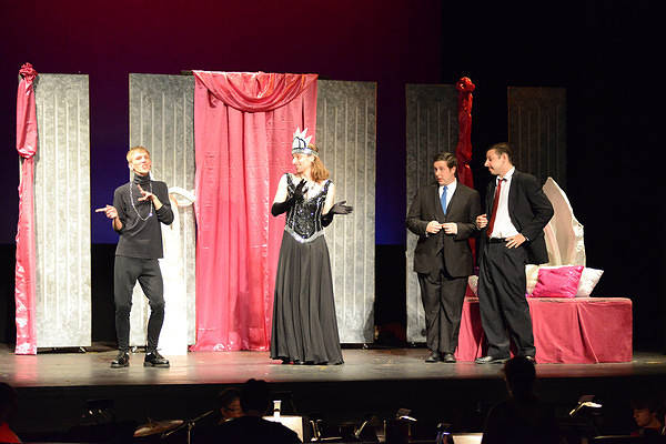 The Producers - Academy Theatre - July 2012 by Yvonne Shaffer