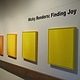 Finding Joy - Art Gallery of Peterborough #1 by Micky Renders