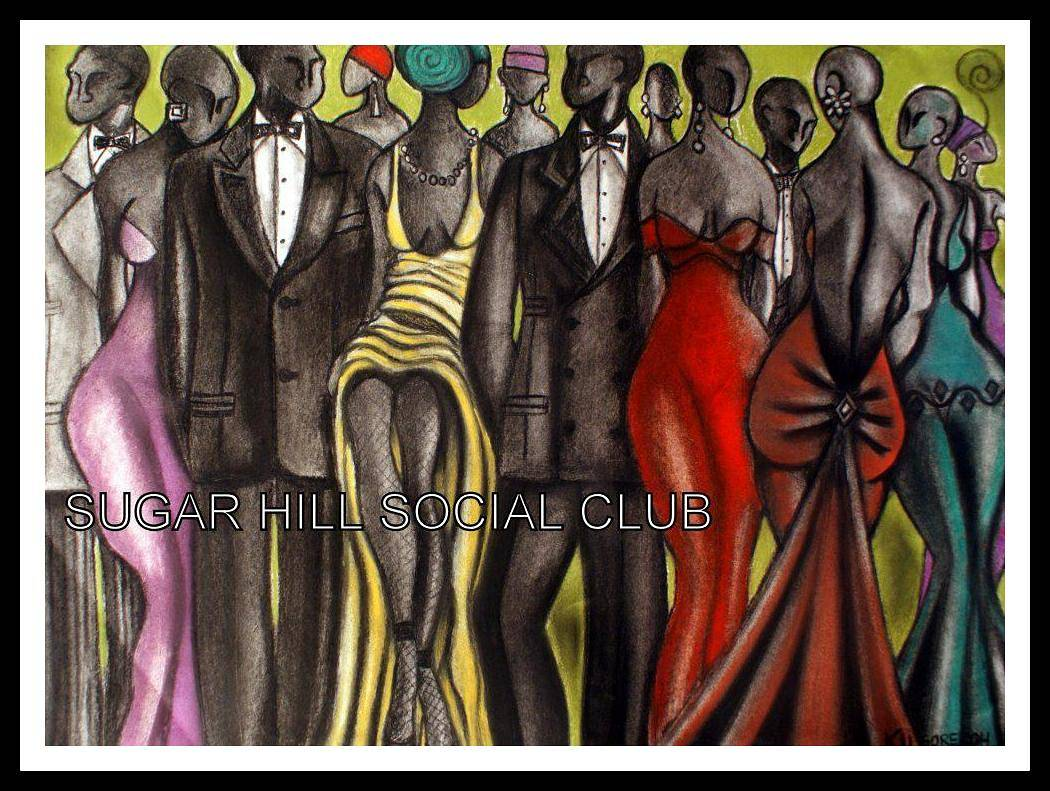 SUGAR HILL SOCIAL CLUB - Scene 1 by Michael Kilgore