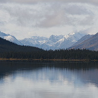 Craig lake from the shore by Belinda Harrow