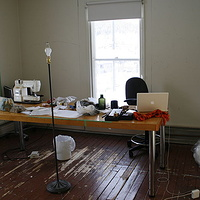 studio space by Belinda Harrow