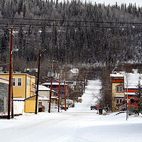Dawson City by Belinda Harrow