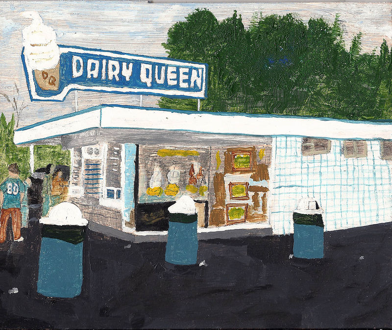 dairy queen copy by anthony Ziegler