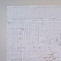 "Acrylic painting WHITE: 2009. 36"" x 48""  *PRIVATE OWNER by Suzanne Turner"