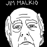 Jim Malkio by Phil Cummings