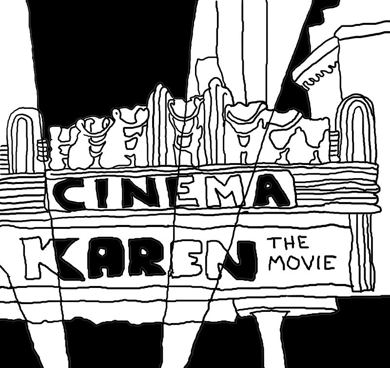 Karen-The Movie by Phil Cummings