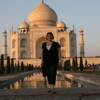 Taj Mahal by Belinda Harrow