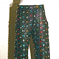 Disco Pants by David Faulk