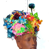 Flowers Wig by David Faulk
