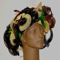 Comb Wig by David Faulk